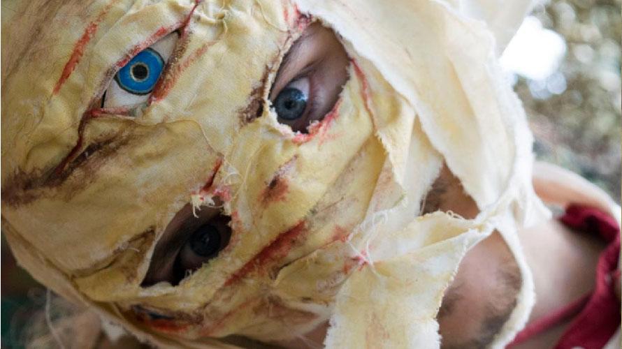 larp mummia